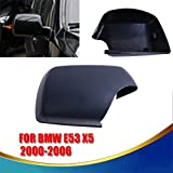 Door side Mirror Cover Cap for BMW E53 X5 2000-2006 Right Side