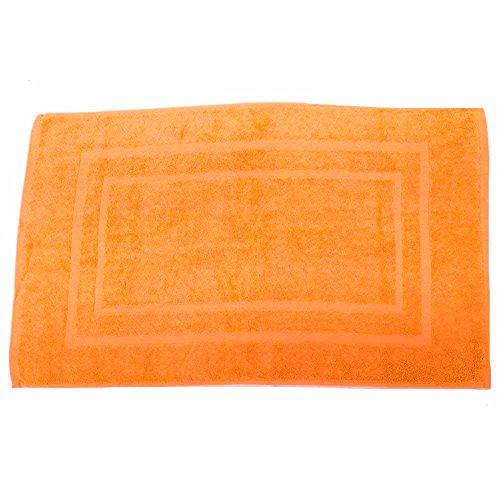 NatureMark badmat terracotta badstofserie badmat badmat 800 gsm badmat 80 x 50 cm