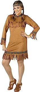 Plus Size Female Native American Indian Costume - Womens Plus 16W-20W