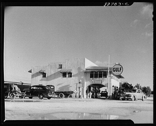 HistoricalFindings Photo: Baker,Florida,FL,Okaloosa County,Farm Security Administration,1942,FSA,7