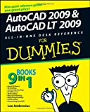AutoCAD 2009 & AutoCAD LT 2009 All-in-One Desk Reference For Dummies