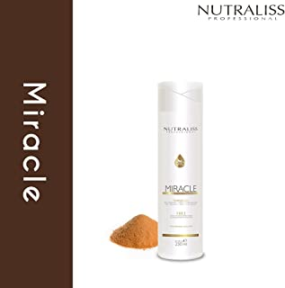 Nutraliss Miracle Brazilian Nano Protein Formaldehyde Free Botox Hair 8.4oz