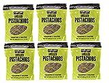 Kirkland Signature Pistachos tostados y salados 24 Ounce (Pack of 6)