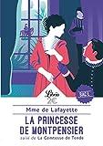 La princesse de Montpensier - Suivi de La comtesse de Tende - J'ai lu - 23/08/2017