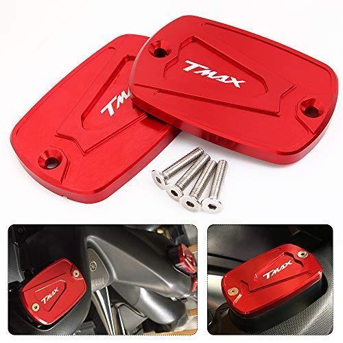 Tappo del Serbatoio del Liquido del Freno Anteriore per Yamaha Tmax 500 2004-2011 Tmax 530 DX SX 2012-2018,TMAX 560 2020