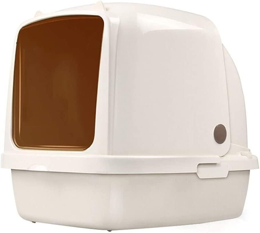 WENMENG2021 Small Litter Box with Cat El Paso Mall Basin Closed lid OFFicial store La
