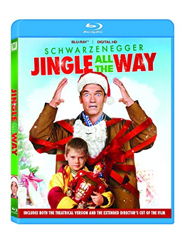 Jingle All The Way Blu-ray
