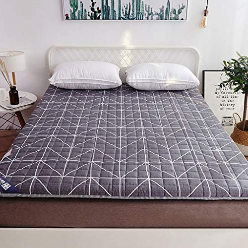 HLDBW Tatami Futon Matrassen Vloermat Dikte 6cm Zachte Slaapkussen Hypoallergeen Opvouwbare Futon Sofa Bed Matrassen voor Slaapkamer Reizen Home Decor