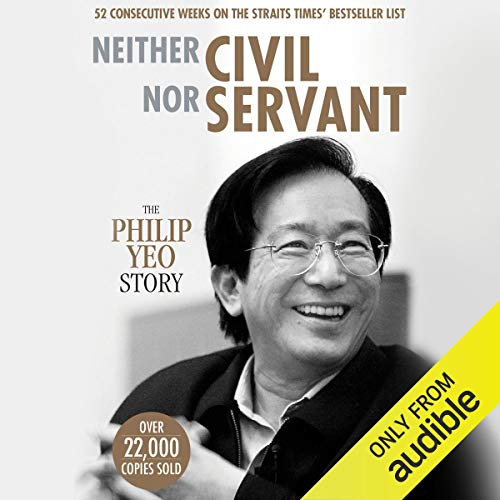 Neither Civil nor Servant cover art