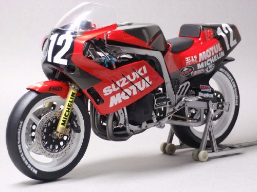 Suzuki GSX-R750 Yoshimura Custom 1986 TT-F1 (Model Car) 1/12