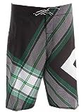 DC Shoes Herren Boardshort Campain Mens Shorts, Black/Celtic, 31