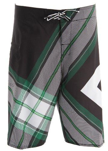 DC Shoes Herren Boardshort Campain, Black/Celtic, 30, N039040328