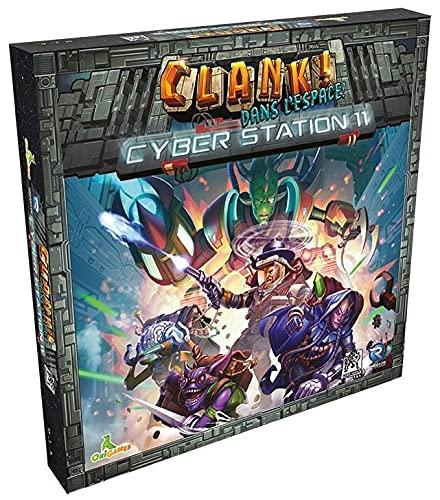 Renegade Games Studio Clank ! - Erweiterung Cyber Station 11