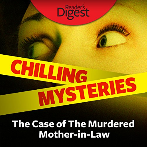 The Case of the Murdered Mother-In-Law audiobook cover art