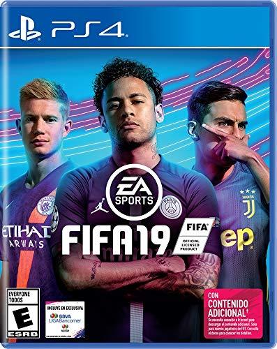 FIFA 19 – PlayStation 4 – Standard Edition (La portada puede variar)