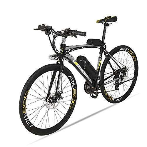 GTYW Bicicletta Elettrica Da Uomo/Donna Bicicletta Da Strada Per Bicicletta 240W * 36V * 10ah-20ah 100km Vita Utile Acciaio Al Carbonio Alto