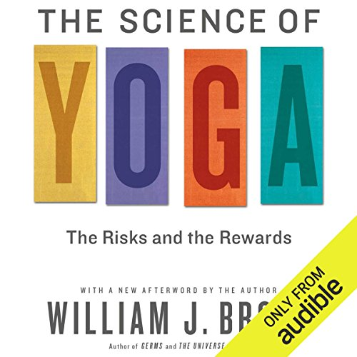 The Science of Yoga audiobook cover art