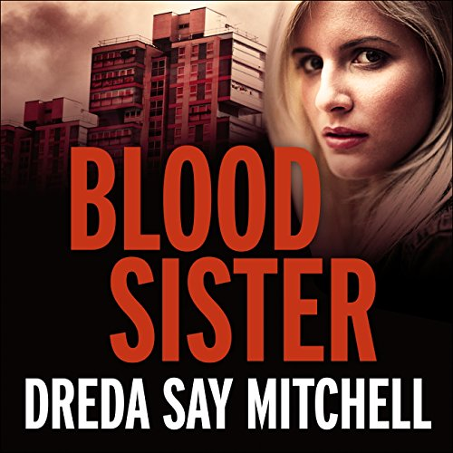 Blood Sister audiobook cover art