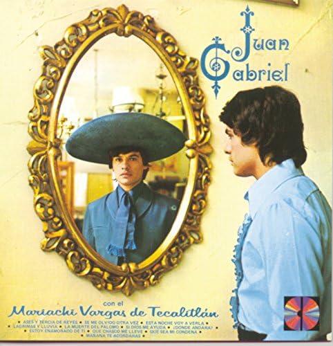 Juan Gabriel feat. El Mariachi Vargas de Tecalitlán