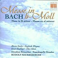 Bach: Mass in b-Moll