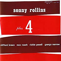 Sonny Rollins Plus 4 album cover