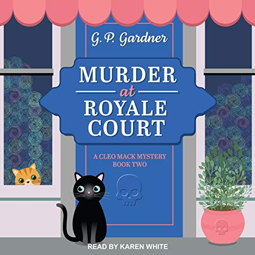Murder at Royale Court cover art