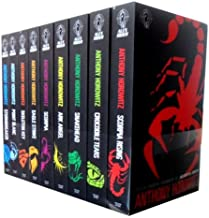 Alex Rider Collection Pack, 9 Books Set, (Scorpia Rising, Stormbreaker, Point Blanc, Skeleton Key, Eagle Strike, Scorpia, Ark Angel, Snakehead, Crocodile Tears) (Alex Rider - Spy Agent for Mi6 and Cia)