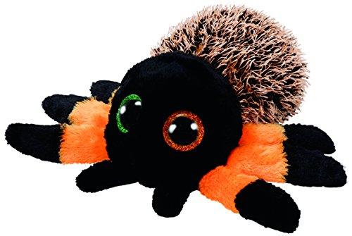 Ty Beanie Boos Halloween Hairy-Araña Naranja 15 cm (36855TY) (United Labels Ibérica