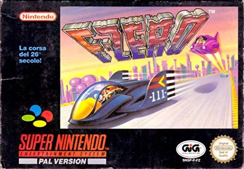 F-ZERO SUPER NINTENDO [Nintendo Super NES]