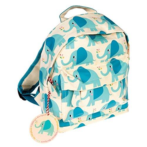 Children's Mini Backpack - Choice of Design (Elvis The Elephant)