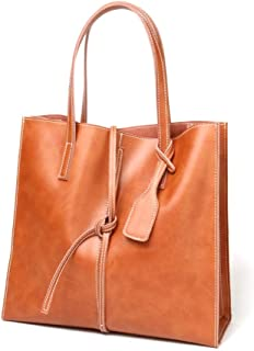 Fashion New Casual Casual Fashion Casual Crossbody Bags in Large Capacity Shoulder Bags (Color : Brown)