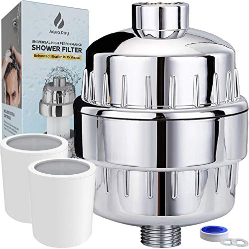 Torti Lia 15 Stage Shower Filter
