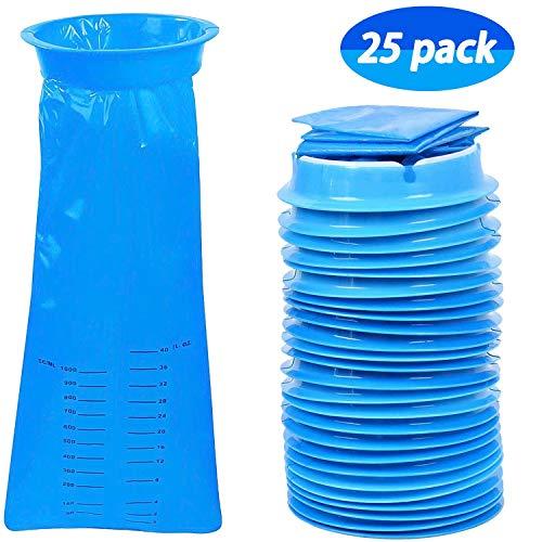 Aiwoxing 25 Pezzi Sacchetto Vomito con Bocchino Sacchetti-Vomito Sacchetti-Vomito Sacchetto dei rifiuti