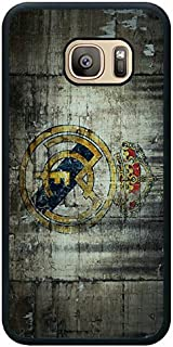 Generic Samsung Galaxy S7 Real Madrid 3 Black Shell Phone Case
