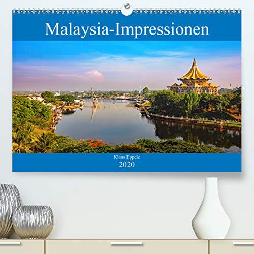 Calvendo Premium Kalender Malaysia-Impressionen: Entdeckungsreise durch ein multikulturelles Tropenland (hochwertiger DIN A2 Wandkalender 2020, Kunstdruck in Hochglanz)