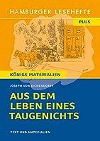 Joseph von Eichendorff: Aus dem Leben eines Taugenichts. Hamburger Lesehefte Plus: Text und Materialien