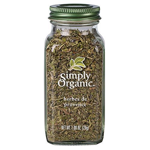 Simply Organic Herbes de Provence, Certified Organic | 1 oz | Pack of 3