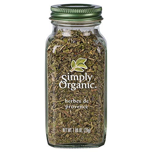Simply Organic Herbes de Provence, Certified Organic | 1 oz | Pack of 3