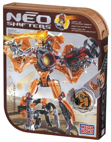 Mega Bloks - Neo Shifters Robot - Paladin Nova YOR