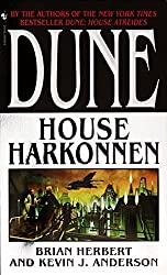 Cover of House Harkonnen