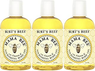 Burt's Bees Mama Bee Nourishing Oil With Vitamin E,...