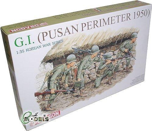 moda GI GI GI Pusan Perimeter by 1 35 Korean War Series  comprar ahora