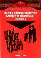 Raising Bilingual-Biliterate Children in Monolingual Cultures (Bilingual Education And Bilingualism)