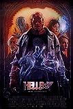 Pop Culture Graphics Hellboy Poster Movie B 11x17
