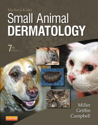 Muller and Kirk's Small Animal Dermatology - E-BOOK