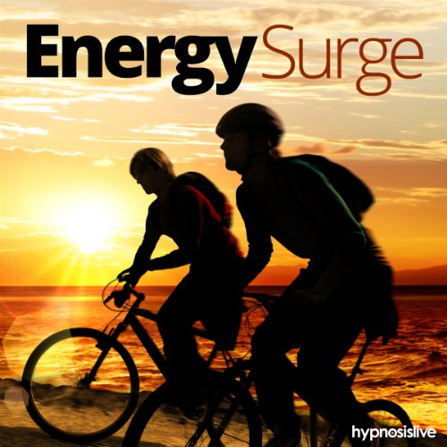 Energy Surge Hypnosis cover art