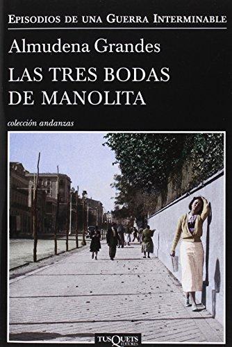 Tres Bodas De Manolita, Las + Mirada De Manolita, La (pack) (Andanzas)