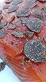 Saumon taché (gravé) à la truffe du Périgord (25 g) 1.1 kg Gravlax