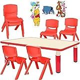 alles-meine.de GmbH Sitzgruppe für Kinder - Tisch