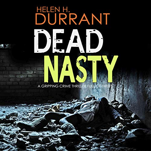 Dead Nasty audiobook cover art